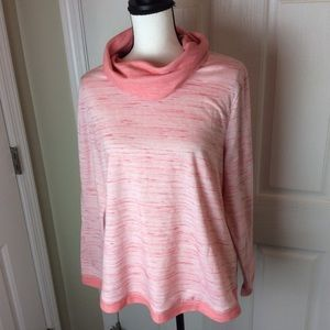 Chico's size2 light sweatshirt